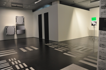 Hito Steyerl, HNTBS installation view