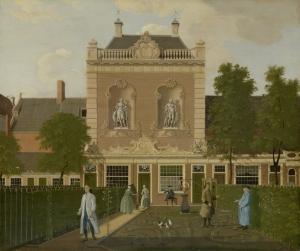 Hendrik, Keun, Keizersgracht 524-526, 1771, Rijksmuseum Amsterdam