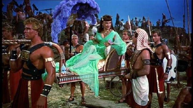 The Ten Commandments (Cecil B. deMille, 1956)