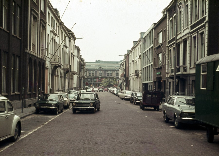 Utrecht's station district before redevelopment. © Wim Uilenbroek