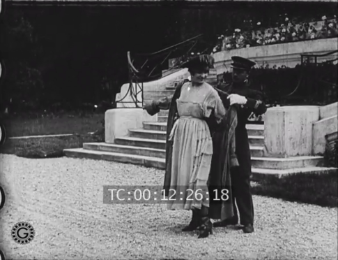 Real Mata Hari Gaumont Luce Sapphire
