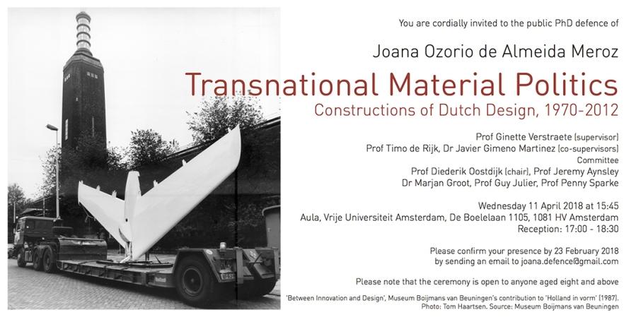 Joana invitation PhD defense