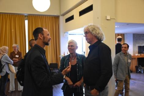 Wolfgang Ernst, Hans Fidom, Mirjam Meerholz